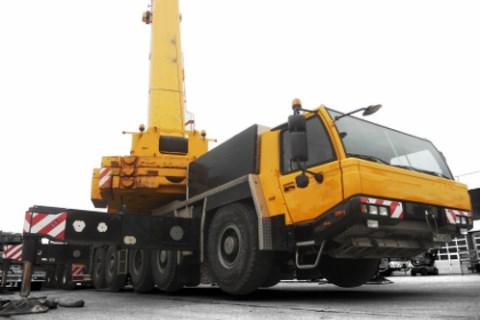 Cranes: Tadano Faun ATF 220G-5 EM 3B, image 2