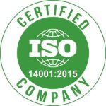 Safety Certificate iso-4001