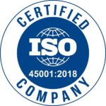 Safety Certificate iso-45001