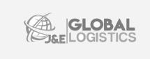 global j&e logistics logo