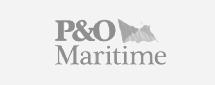 P&O maritime logo